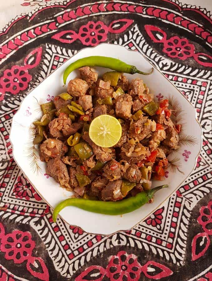Mutton Tikka for Eid-ul-Adha | Becky Keeps House - This simple and easy mutton tikka recipe combines the best of Eastern flavor with a pinch of Western taste for a tasty dish that everyone will love!